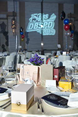 Diocesan Boys' School Primary Division Class of 2019 Graduation Dinner