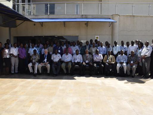 ScholarOne Live Demonstration session at Acacia Premier Hotel, Kisumu