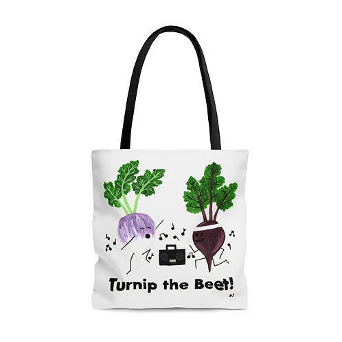 Turnip the Beet - Tote Bag