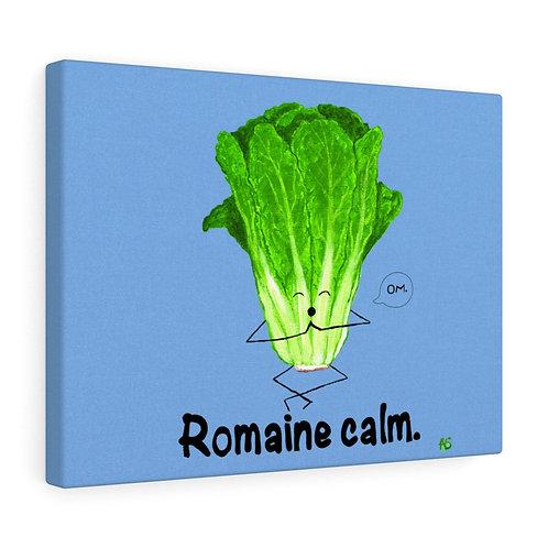 Romaine Calm - Canvas