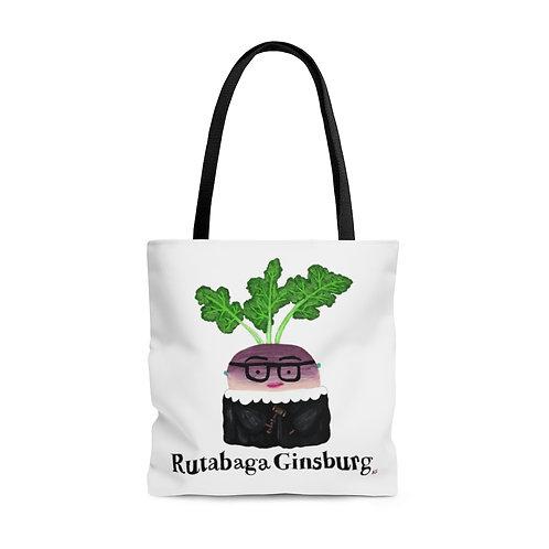 Rutabaga Ginsburg - Tote Bag