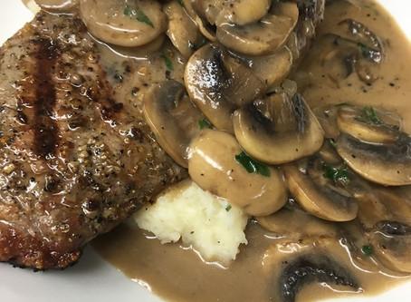 Steak Diane for Sept. 6-7