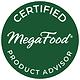 Megafood Product Advisor Badge.png