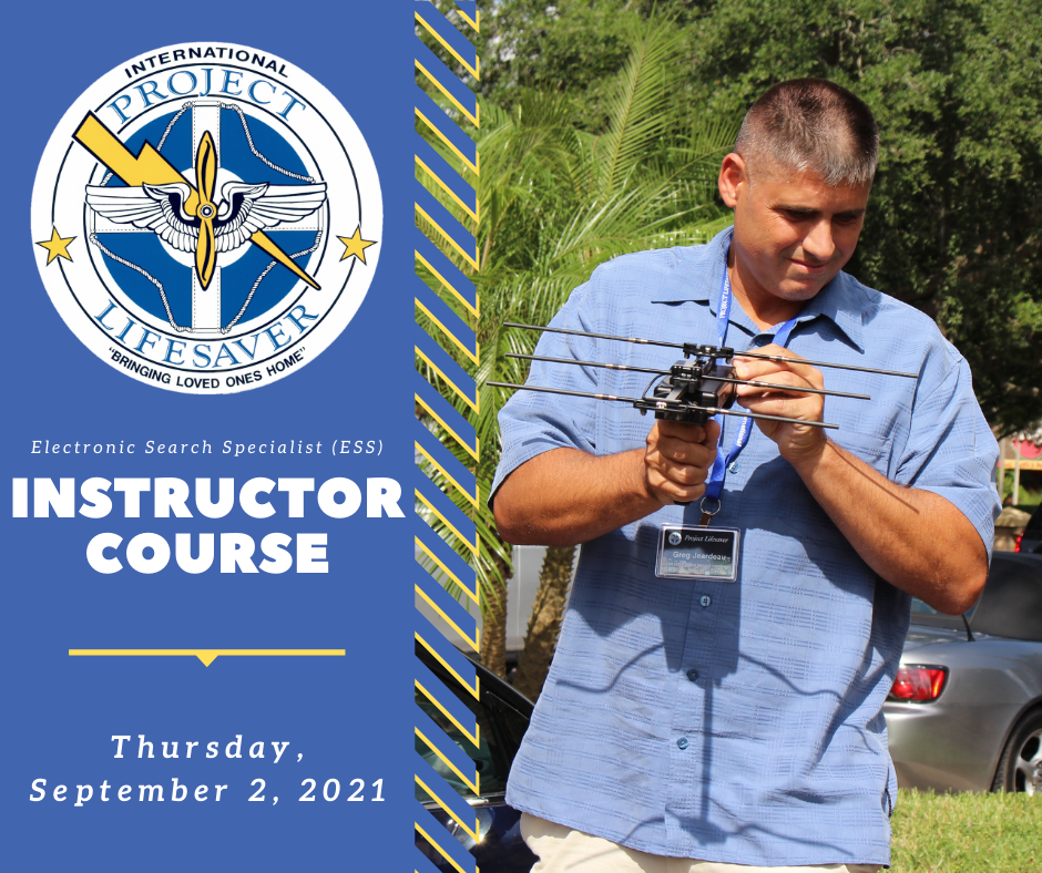 2021 ESS Instructor Course