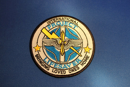 PLS Logo Patch
