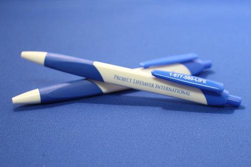 Black Pens - 6 Pack