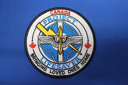 Canadian PLI Logo Patch