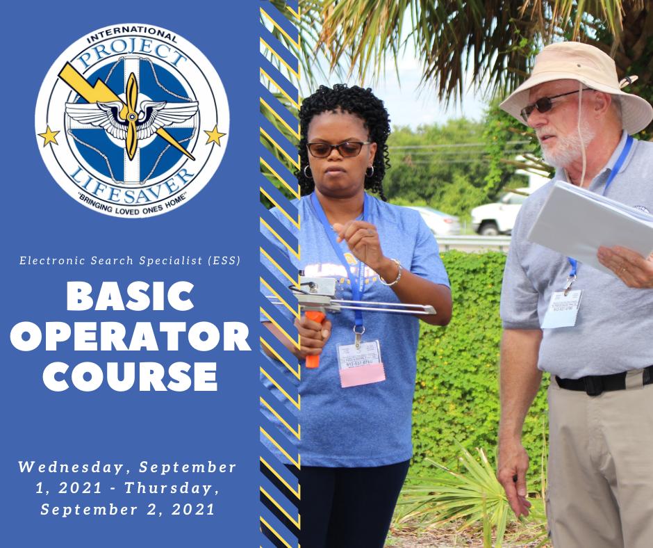 2021 ESS Basic Operator Course