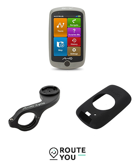 Mio Cyclo Discover Starters Pack