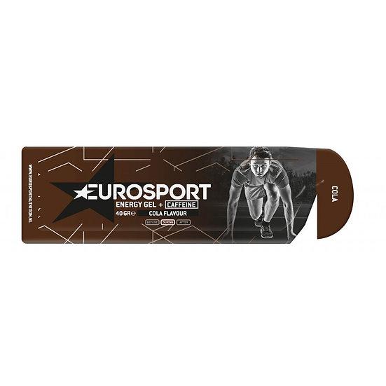 Eurosport Nutrition Energy Gel + Cafeïne (Cola)