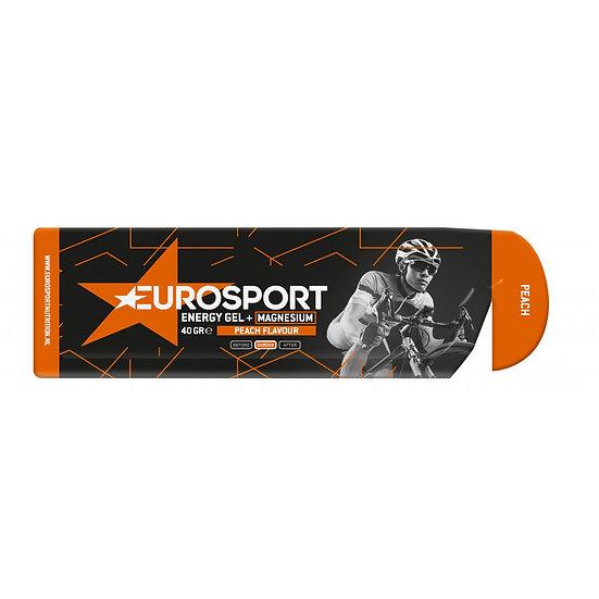 Eurosport Nutrition Energy Gel + Magnesium Peach