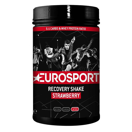 Eurosport Nutrition Recovery Shake Strawberry