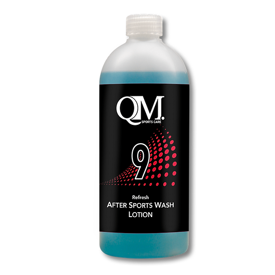 QM After Sports Wash Lotion n°9