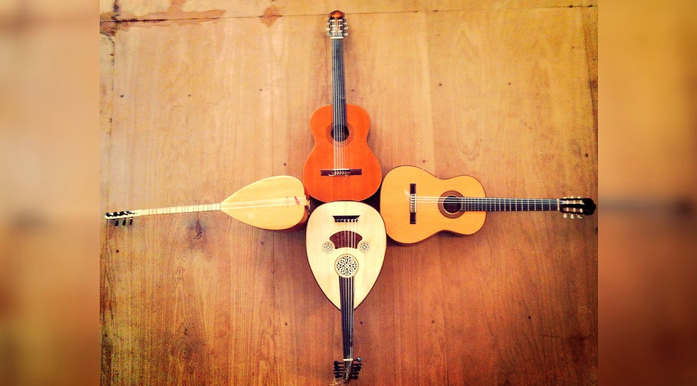 Juliano Abramovay Instrumentos Musicais