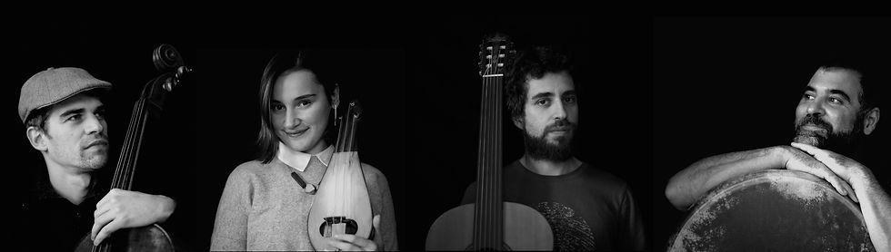 Mundus Quartet B&W
