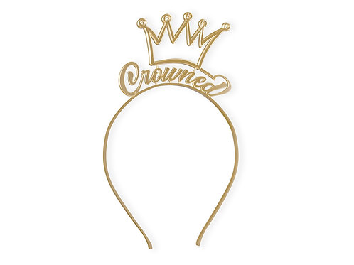 THE CROWNED Crown Silver-PREORDERm
