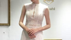 Mikeshi wedding x Wedding photos「文青女孩」吉利與米娔詩的手工訂製婚紗 / 婚紗設計