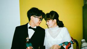 Mikeshi wedding x Wedding photos「文青女孩」吉利與米娔詩的古董婚紗