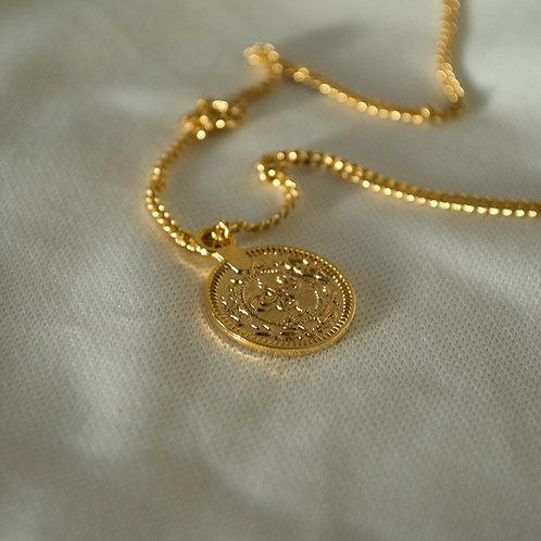 Collectors Coin Necklace