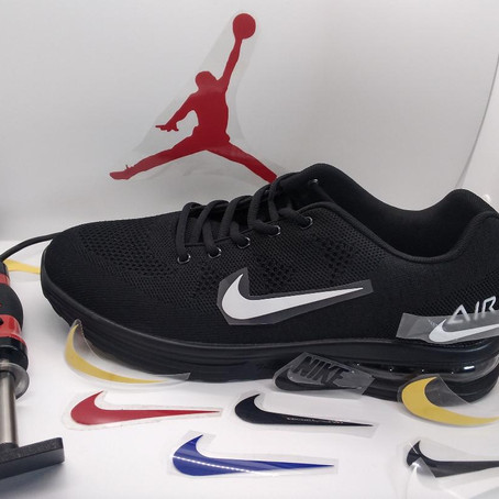 check out our iron-on Nike logo's!!!