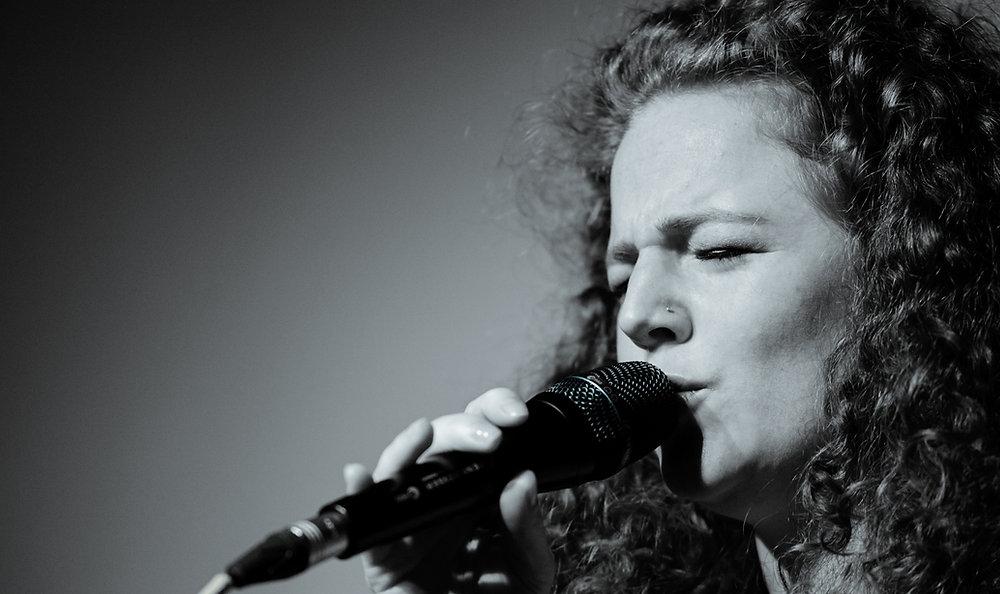 Singen ist meine Leidenschaft