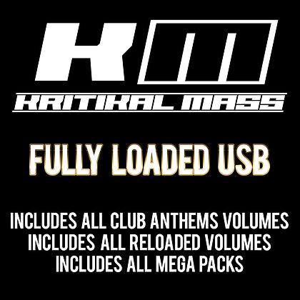 Kritikal Mass FULLY LOADED USB Stick
