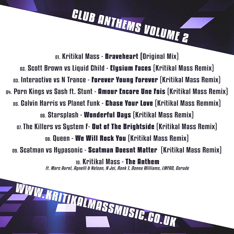 Club Anthems VOL 2 BK.jpg
