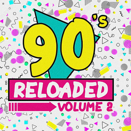90s Reloaded Vol 2 Mixed CD