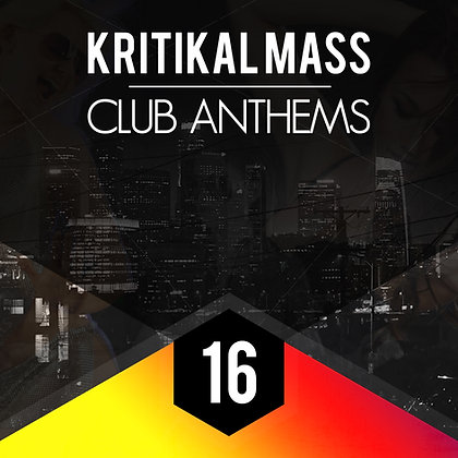 Kritikal Mass Club Anthems Vol 16 Standard