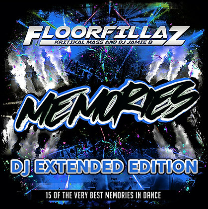 Floorfillaz - Memories (DJ EXTENDED EDITION)