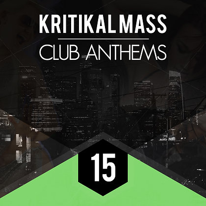 Kritikal Mass Club Anthems Vol 15 CD