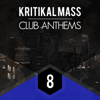 Kritikal Mass Club Anthems Vol 8 Standard