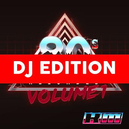 80s Reloaded Volume 1 DJ Edition