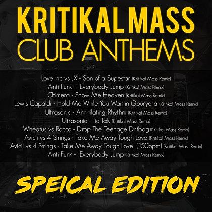 Kritikal Mass Special Edition