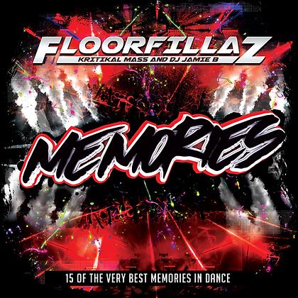 Floorfillaz - Memories CD
