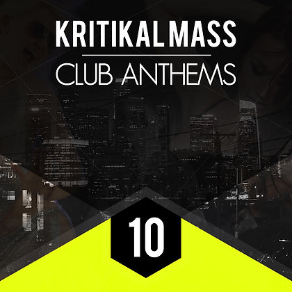 Kritikal Mass Club Anthems Vol 9 CD