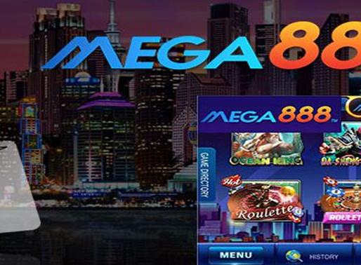 Mega888 - Online casino games