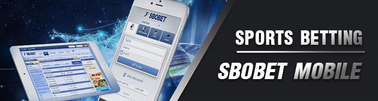SBobet betting mobile