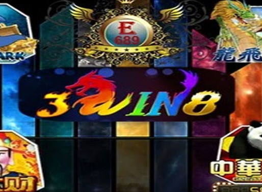 3win8 - Slot Games and Casino Games