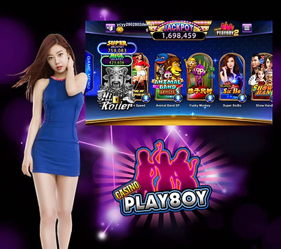 Playboy888 (Play8oy)