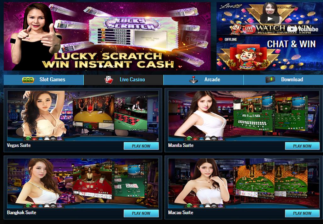 Live22 Casino2