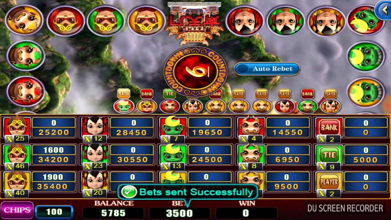 Wukong Slot Spin