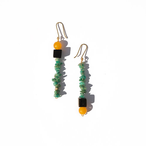 Modigliani Earrings
