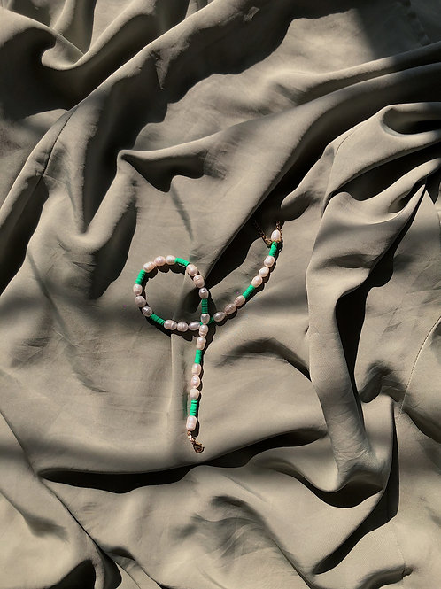 Hazy Necklace