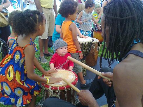 Womad baby drumming.jpg