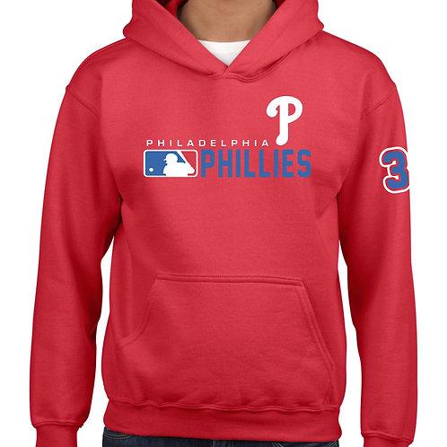 SUDADERA PHILLIES DE PHILADELPHIA MLB DISTINCTION