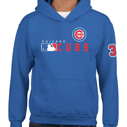 SUDADERA CHICAGO CUBS MLB DISTINCTION