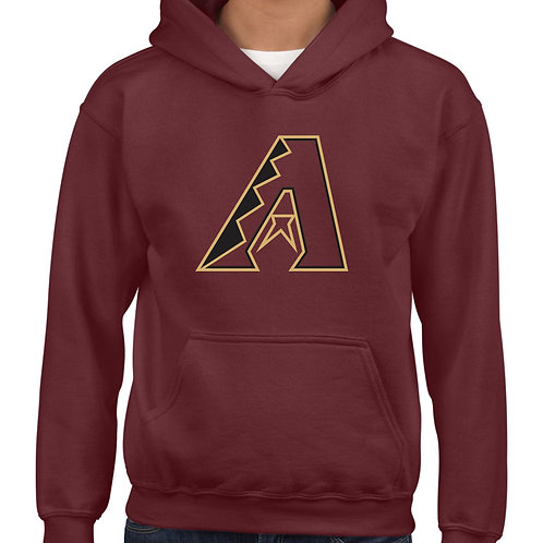 SUDADERA MLB BIG LOGO DIAMOND-BACKS DE ARIZONA
