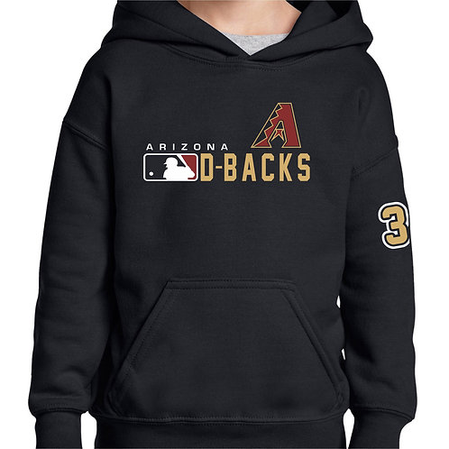 SUDADERA D-BACKS DE ARIZONA MLB DISTINCTION