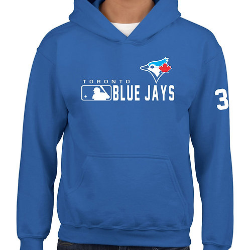 SUDADERA BLUE JAYS DE TORONTO MLB DISTINCTION